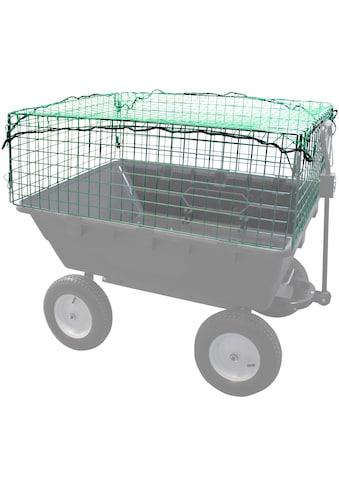 Güde Gitteraufsatz, Aufsatzgitter mit Netz, passend zu Gartenwagen GGW 500 kaufen