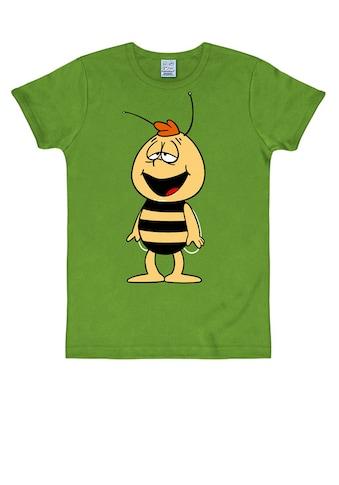 LOGOSHIRT T-Shirt »Biene Maja«, mit niedlichem Print kaufen