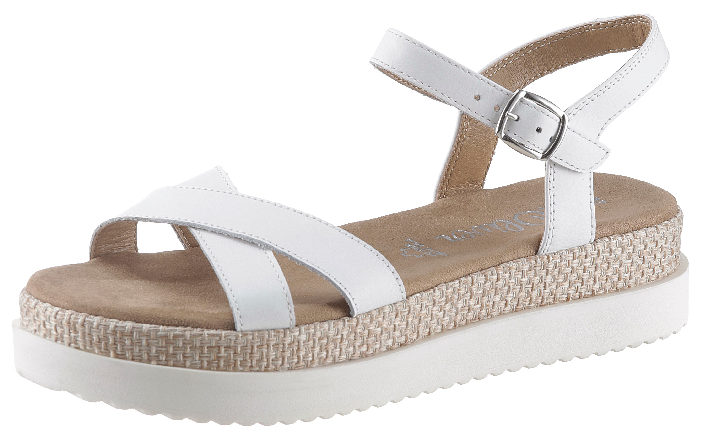 sOliver Sandale Damenmode/Schuhe/Sandalen/Keilsandalen