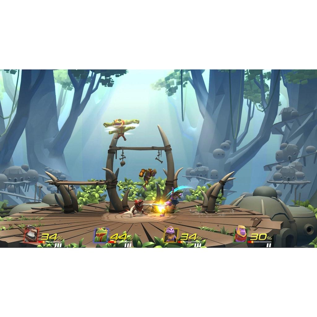PlayStation 4 Spiel »Brawlout«, PlayStation 4
