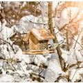 Windhager Vogelhaus »Garden«, BxTxH: 22x22x21 cm