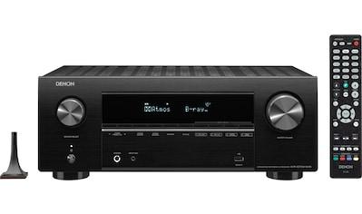 Denon »AVRX2700  -  7.2 - Kanal 8K« 7 AV - Receiver (LAN (Ethernet), WLAN, Bluetooth) kaufen