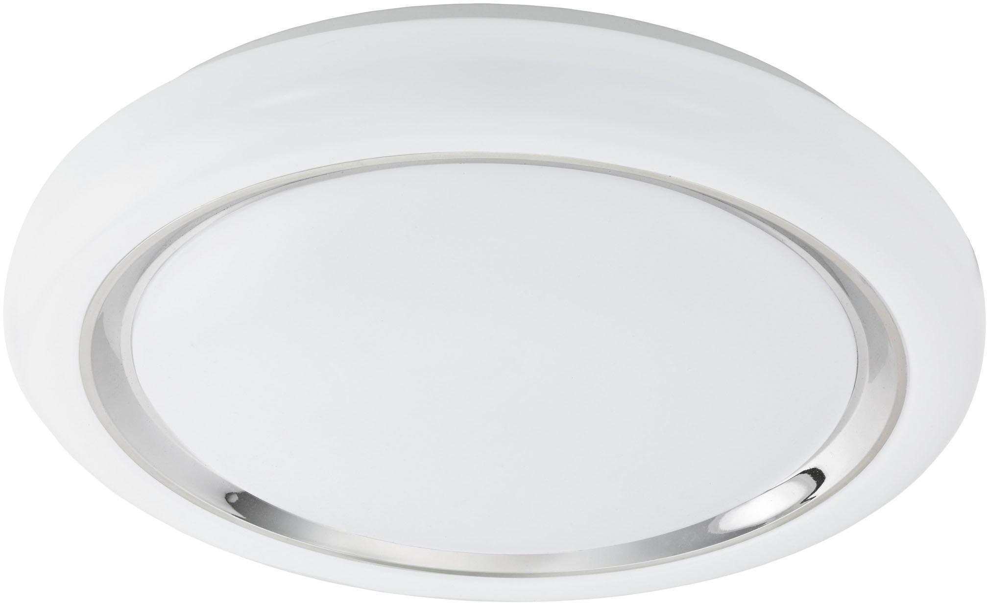 EGLO Deckenleuchte CAPASSO, LED-Board, Warmweiß, Deckenlampe