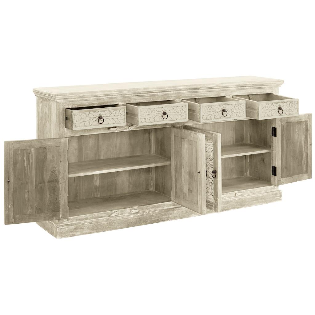 Home affaire Sideboard »Malati«, Breite 179 cm