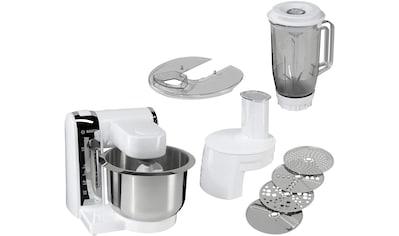 BOSCH Küchenmaschine MUM48CR1, 600 Watt kaufen