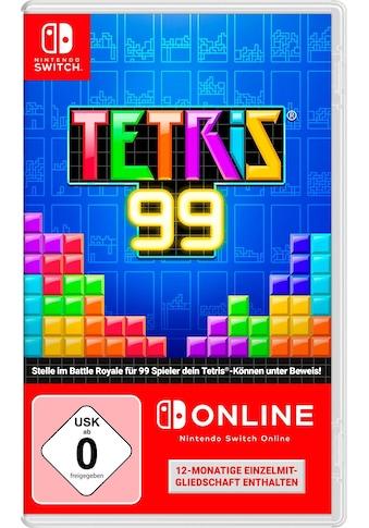 Tetris 99 Nintendo Switch kaufen