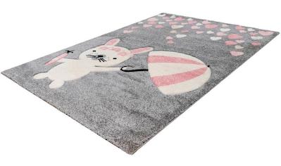 LALEE Kinderteppich »Amigo 326«, rechteckig, 15 mm Höhe kaufen