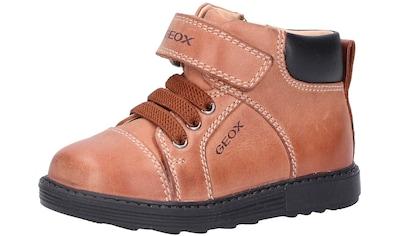 Geox Stiefelette »Leder/Synthetik« kaufen