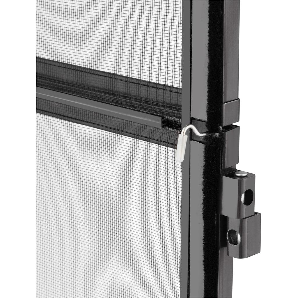 hecht international Insektenschutz-Tür »MASTER SLIM+«, anthrazit/anthrazit, BxH: 120x240 cm