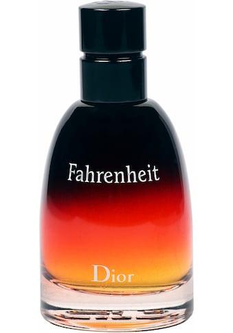 Dior Eau de Parfum »Fahrenheit« kaufen