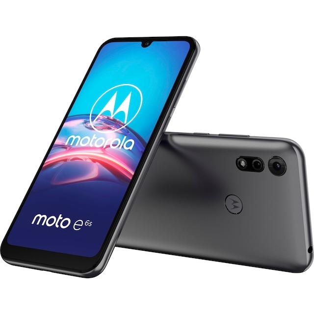 Motorola moto e6s Smartphone (15,5 cm / 6,1 Zoll, 32 GB, 13 MP Kamera)