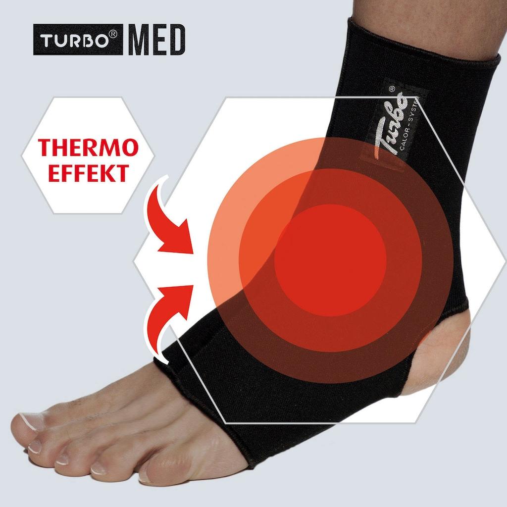 TURBO MED Fußbandage »TM 854«, rechts und links anwendbar