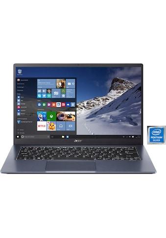 Acer SF114 - 33 - P4K8 Notebook (35,56 cm / 14 Zoll, Intel,Pentium) kaufen