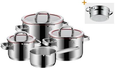 WMF Topf-Set »Function 4«, Cromargan® Edelstahl Rostfrei 18/10, (Set, 5 tlg.),... kaufen
