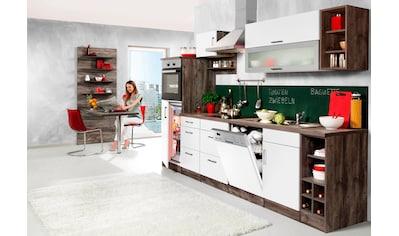 HELD MÖBEL Küchenzeile »Sevilla«, mit E - Geräten, Breite 310 cm kaufen