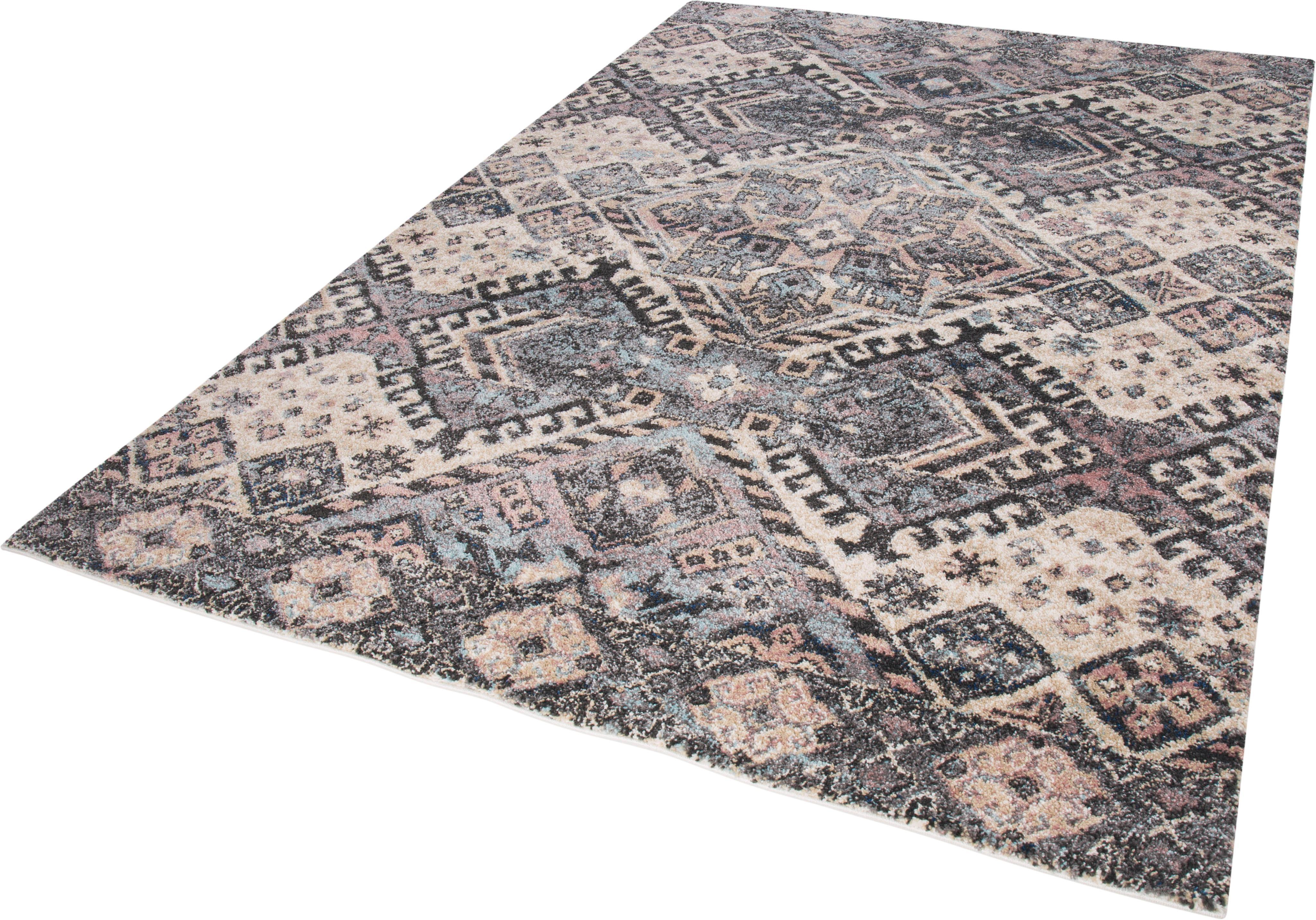 Teppich Manacor 1 LUXOR living rechteckig Höhe 19 mm maschinell gewebt