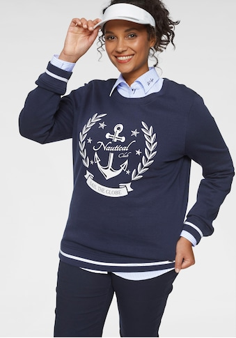 TOM TAILOR Polo Team Sweatshirt kaufen