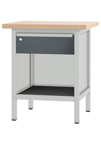 PADOR Werkbank »11 S 1/7 R«, Höhe: 85,5 cm kaufen