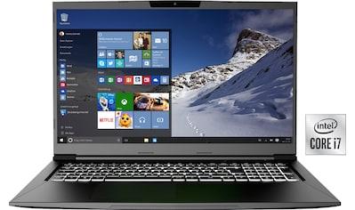 XMG Notebook »CORE 17 - E20«, (500 GB SSD) kaufen