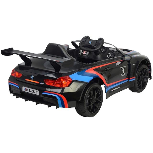 JAMARA Elektroauto »Ride-on BMW M6 GT3«, für Kinder ab 3 Jahre, 12 Volt