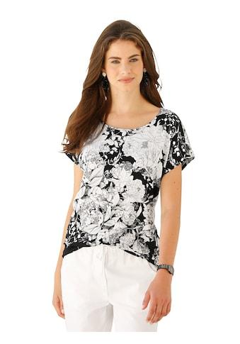 Amy Vermont Shirt im Allover-Blütendruck kaufen