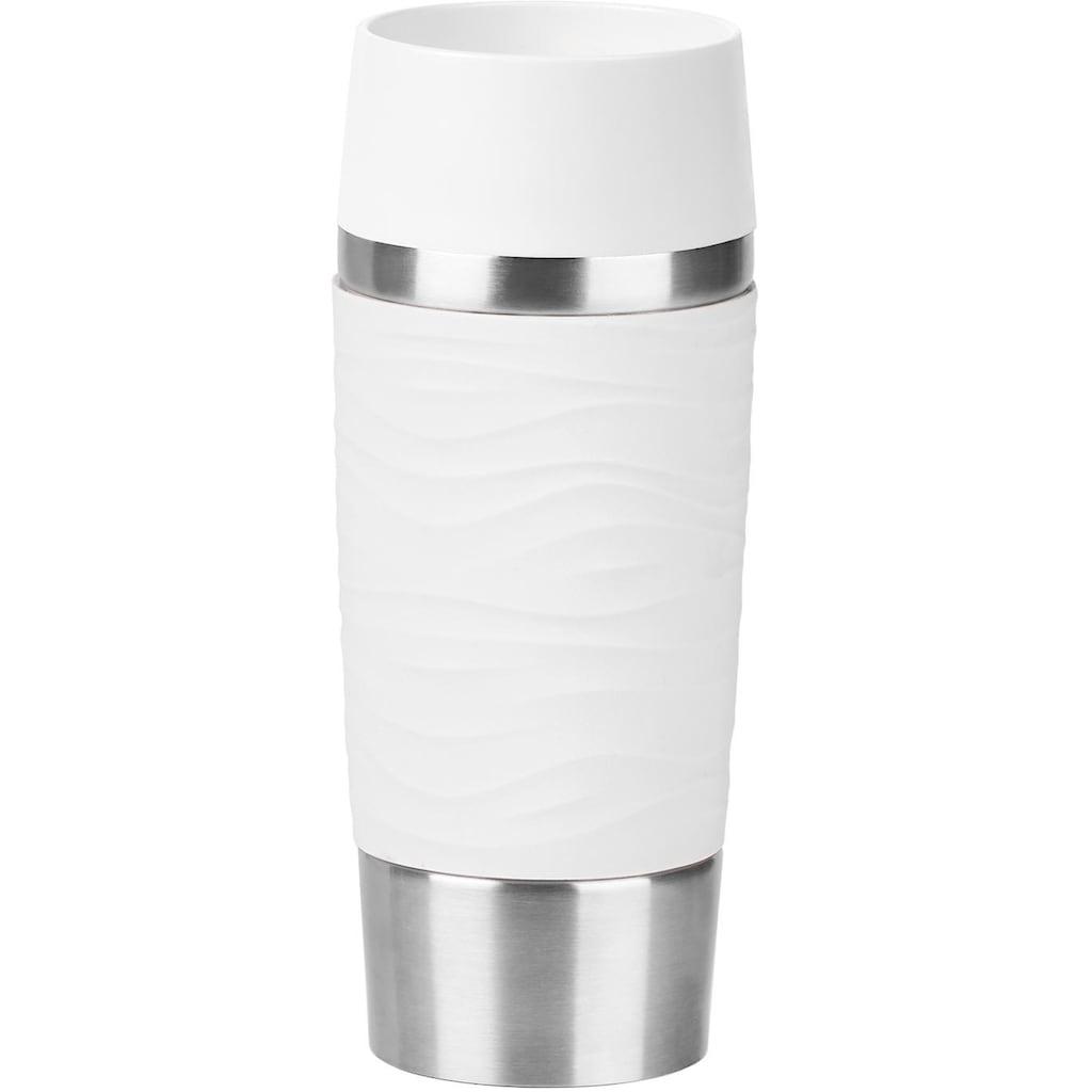 Emsa Thermobecher »Travel Mug Wave«, 360 ml