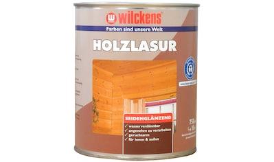 Wilckens Farben Holzschutzlasur »seidenglänzend LF«, umweltfreundlich kaufen
