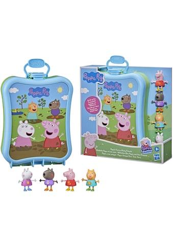 Hasbro Spielwelt »Peppa Pig, Mitnehm-Box Peppa und ihre Freunde« kaufen