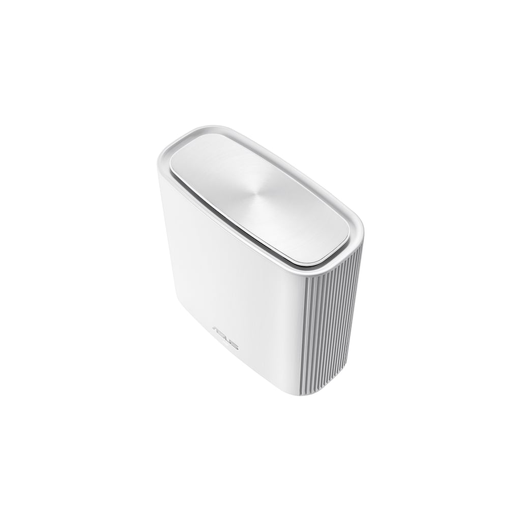 Asus WLAN-Router »Mesh Zugangspunkte-Set«, ZenWiFi AC (CT8) AC3000 1er Pack