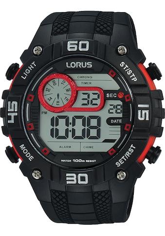 LORUS Chronograph »Lorus Sport Chronograph digital, R2355LX9« kaufen