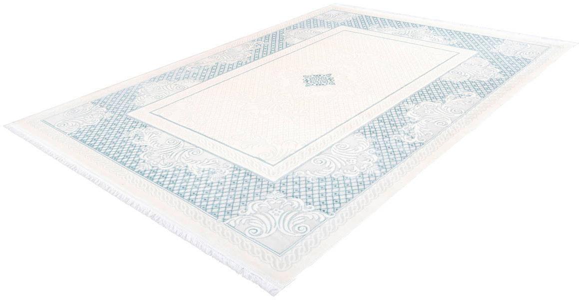 Teppich Almas 700 LALEE rechteckig Höhe 11 mm maschinell gewebt