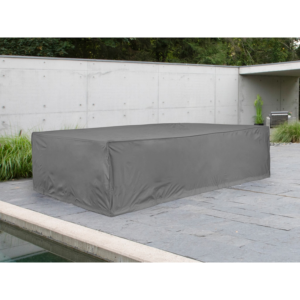 KONIFERA Gartenmöbel-Schutzhülle, LxBxH: 240x210x120 cm
