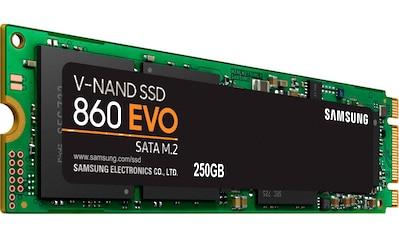 Samsung »860 EVO SATA M.2 - PCIe« SSD kaufen