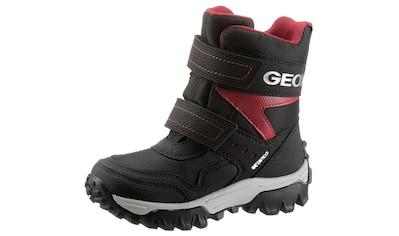 Geox Kids Winterstiefel »J Himalaya Boy«, mit TEX-Ausstattung kaufen