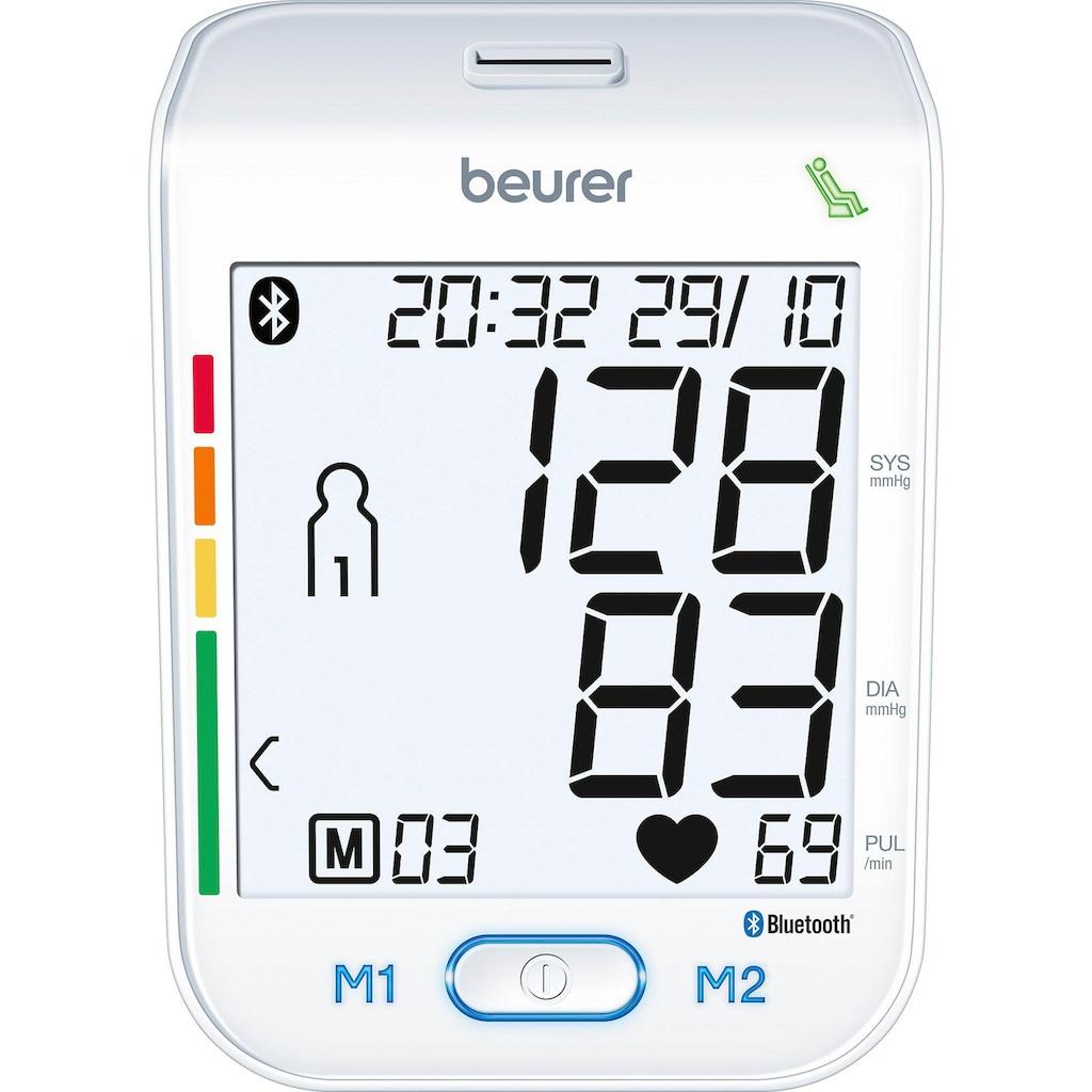 BEURER Oberarm-Blutdruckmessgerät »BM 77«, mit patentiertem Ruheindikator