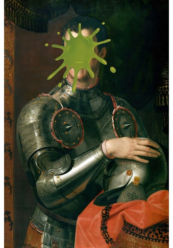 queence Acrylglasbild »Ritter« kaufen