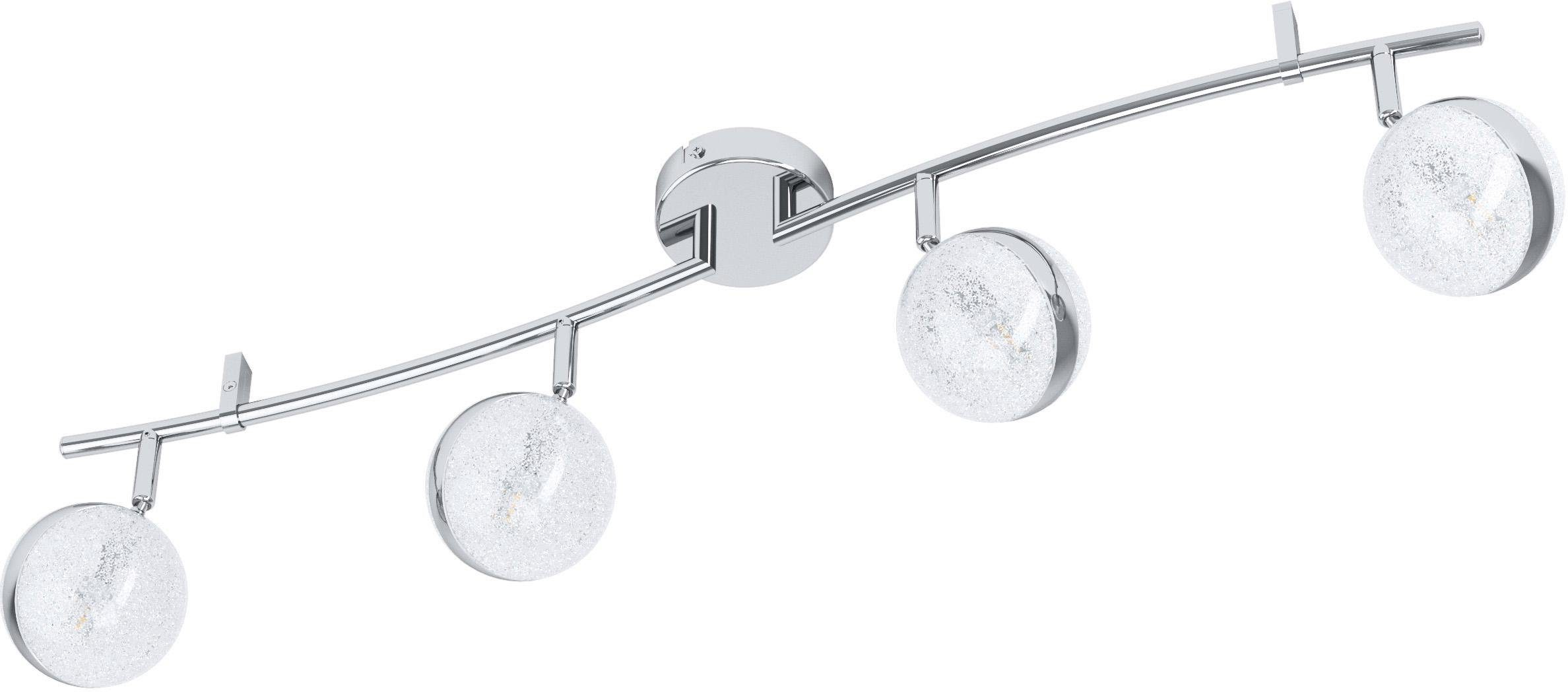 EGLO LED Deckenspots SALTO 3, LED-Board-G9, Warmweiß, LED Deckenleuchte, LED Deckenlampe