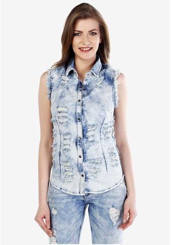 Cipo & Baxx Jeansweste kaufen