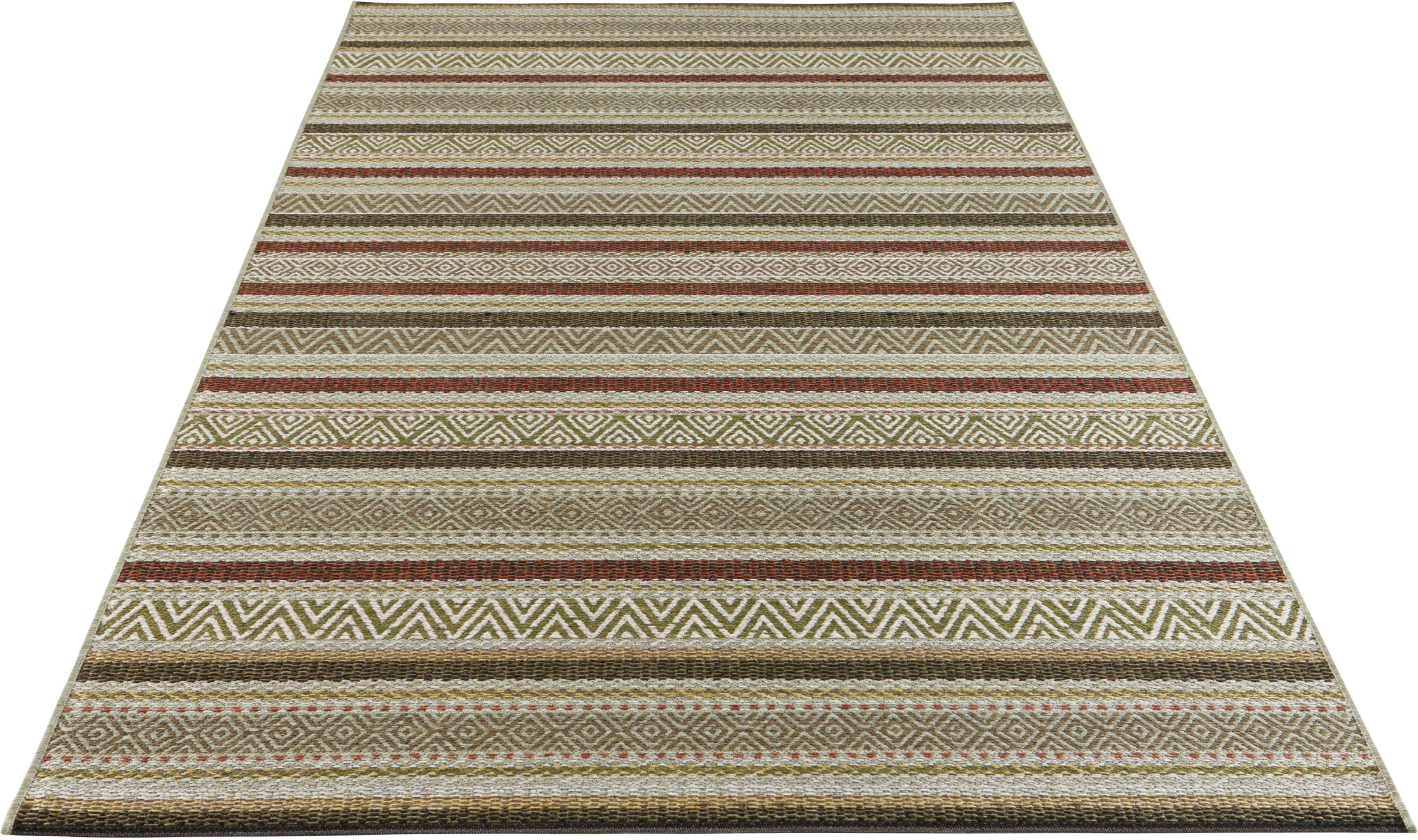 Teppich Rodez ELLE Decor rechteckig Höhe 6 mm maschinell gewebt