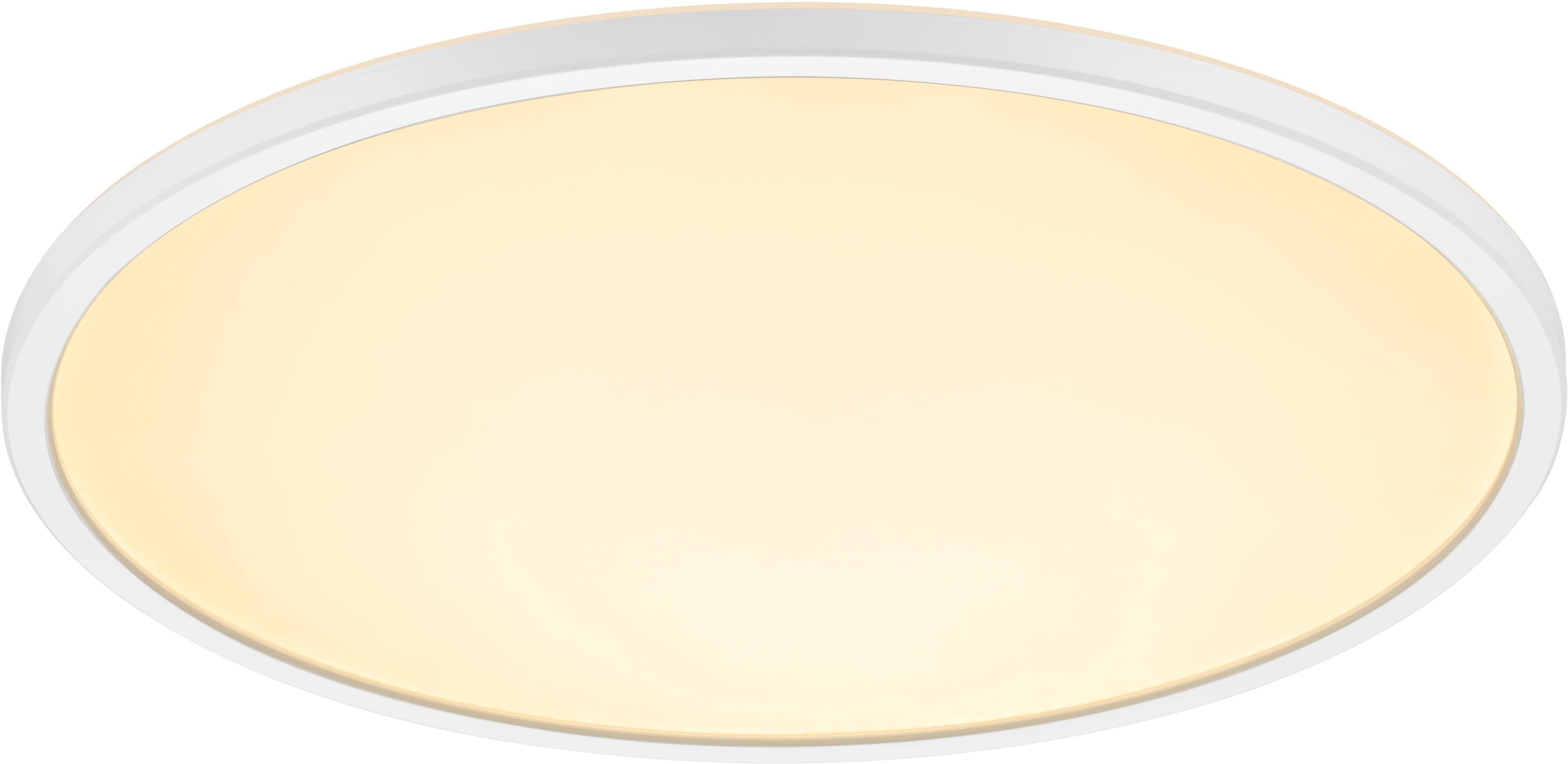 Nordlux Deckenleuchte Oja 42 2700k, LED-Board, Warmweiß, Deckenlampe
