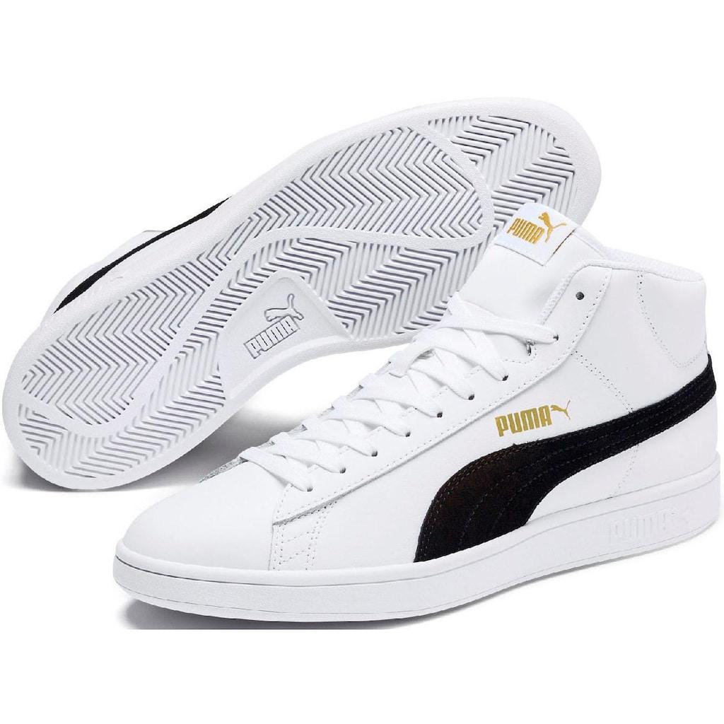PUMA Sneaker »Smash v2 Mid L«