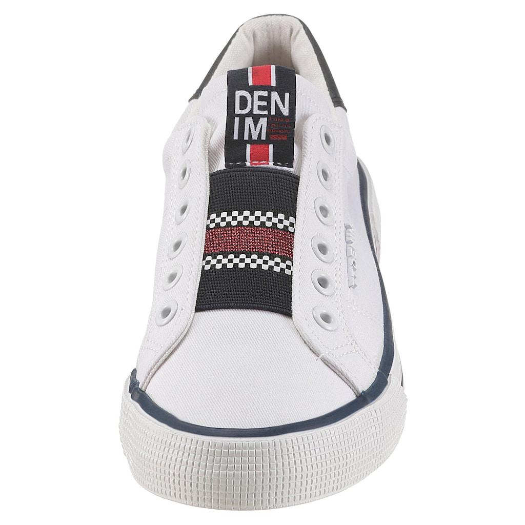 TOM TAILOR Slip-On Sneaker