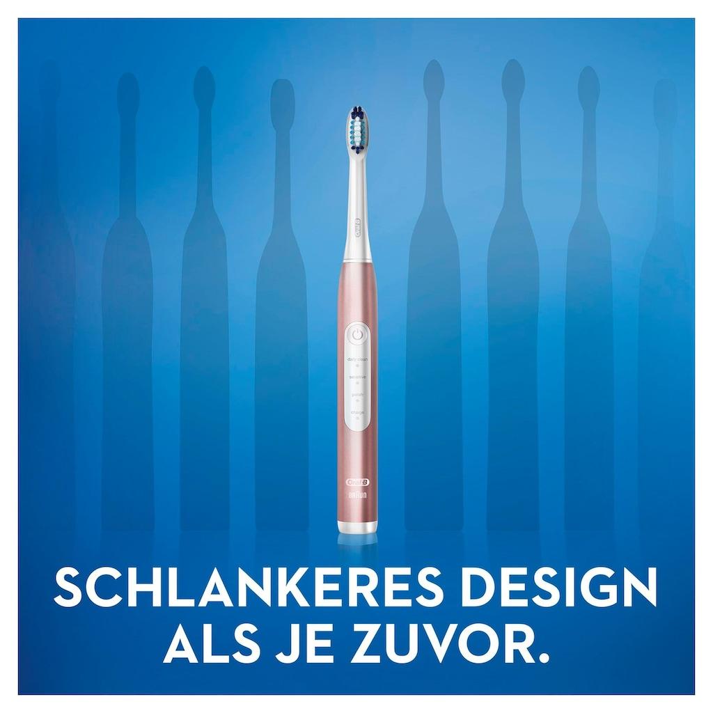 Oral B Schallzahnbürste Pulsonic Slim 4000, Aufsteckbürsten: 1 Stk.