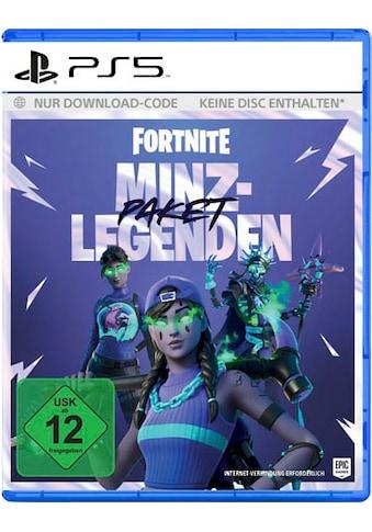 Spiel »Fortnite: Minz-Legenden Paket«, PlayStation 5 kaufen