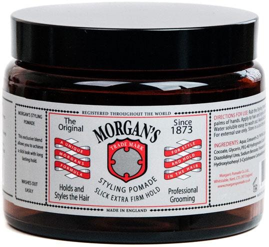 Morgan´s Pomade, »Pomade Slick-Extra Firm Hold«...