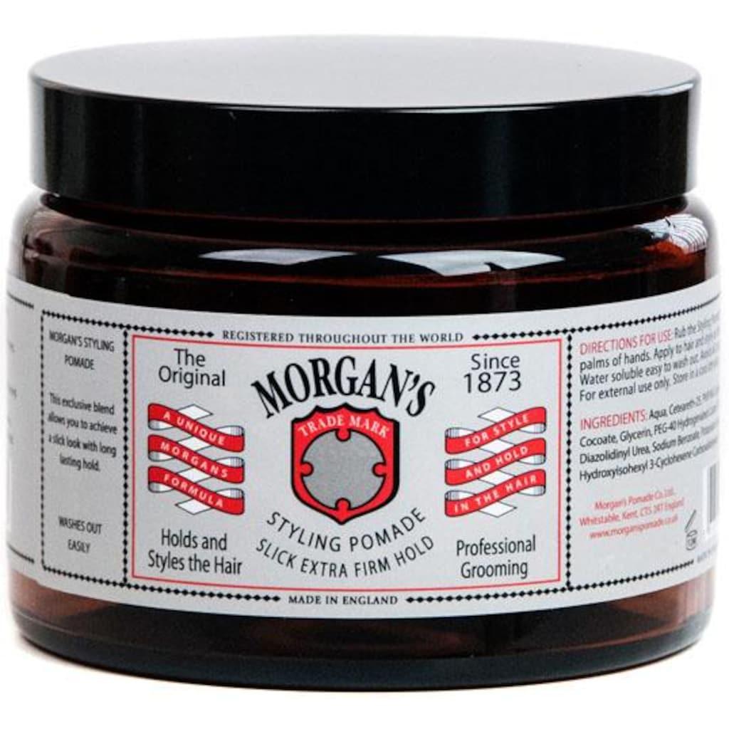 """Morgan's Haarpomade """"Slick-Extra Firm Hold"""", extra starker Halt"""