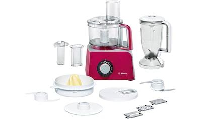 BOSCH Kompakt-Küchenmaschine »Styline MCM42024«, 800 W, 1,25 l Schüssel kaufen