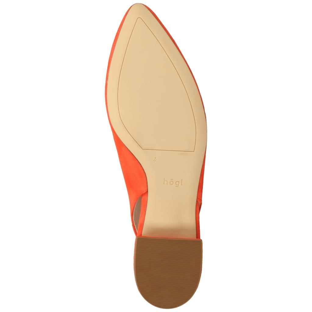 Högl Ballerina »Veloursleder«