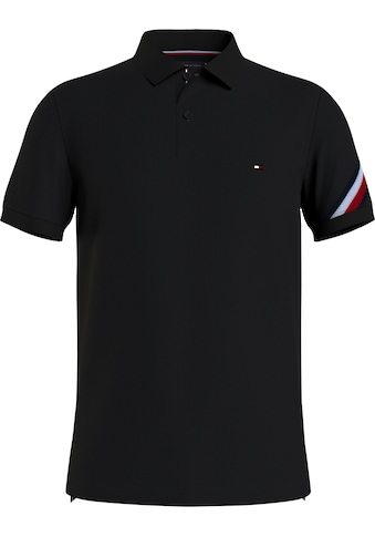 TOMMY HILFIGER Poloshirt »GS SLEEVE TAPE SLIM POLO« kaufen