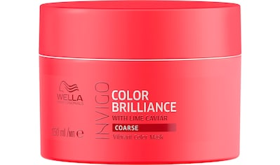 Wella Professionals Haarkur »Invigo Color Brilliance Vibrant Color Mask Coarse«,... kaufen